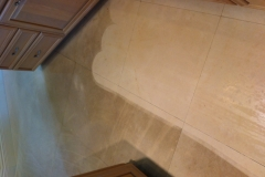 Clean Limestone before & after