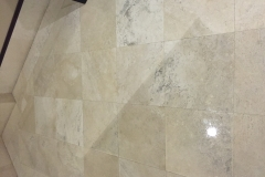 Clean Saturnia before & after