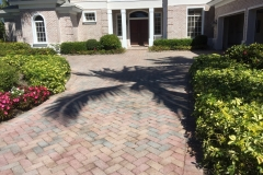 Clean and Seal Paver Driveway
