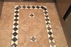 Cleaned & Polished Marble Elevator