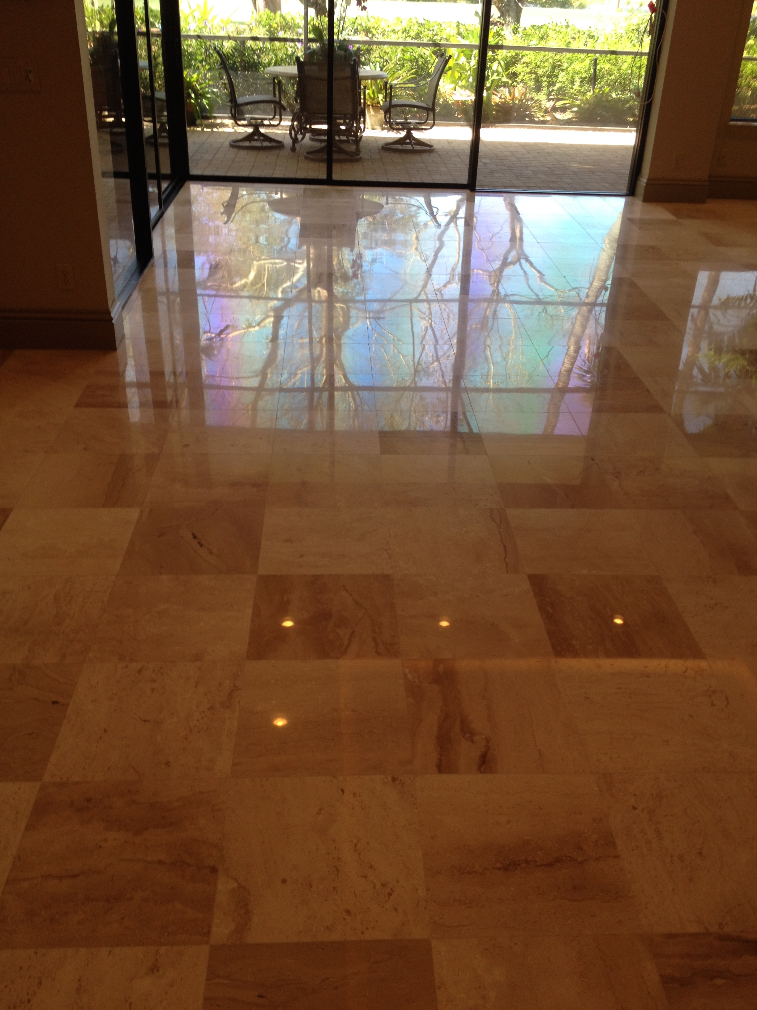 1 A After Marble Polished