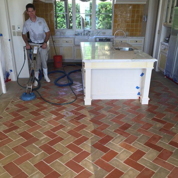 Terracotta restoration company, terra-cotta cleaning company