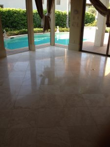 Marble Floor Scratch Removal, Stone Floor Scratch Removal, Terracotta Floor Scratch Removal, and Terrazzo Floor Scratch Removal, Jim Lytell Marble, Naples, Fort Myers Florida