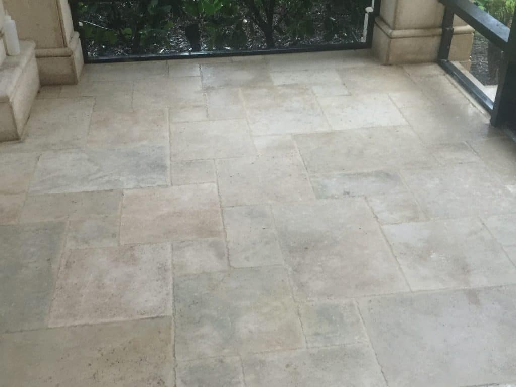 Naples Marble Floor Cleaning