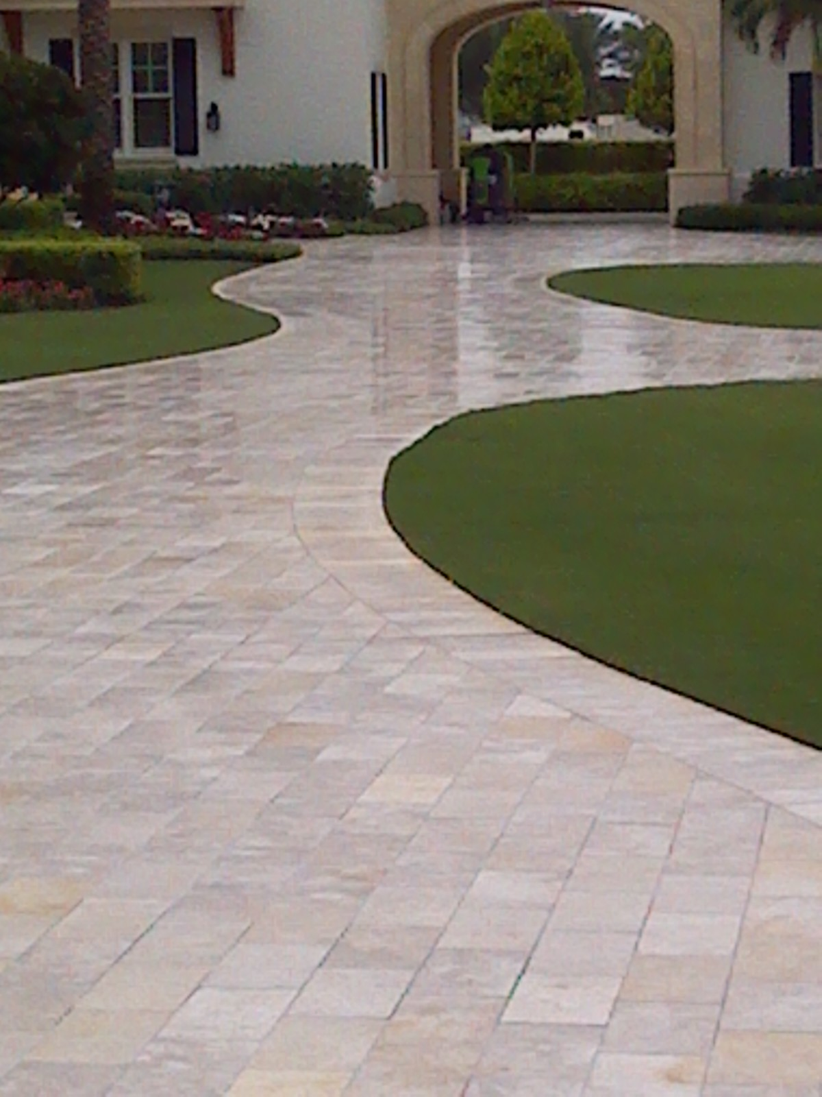 Naples Sand Set Pavers Jim Lytell Marble And Stone