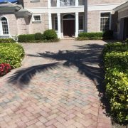 7 after clean and seal concrete pavers