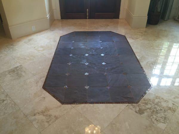 slate polishing, slate cleaning and seal company