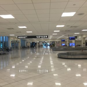 commercial stone restoration terrazzo rsw airport