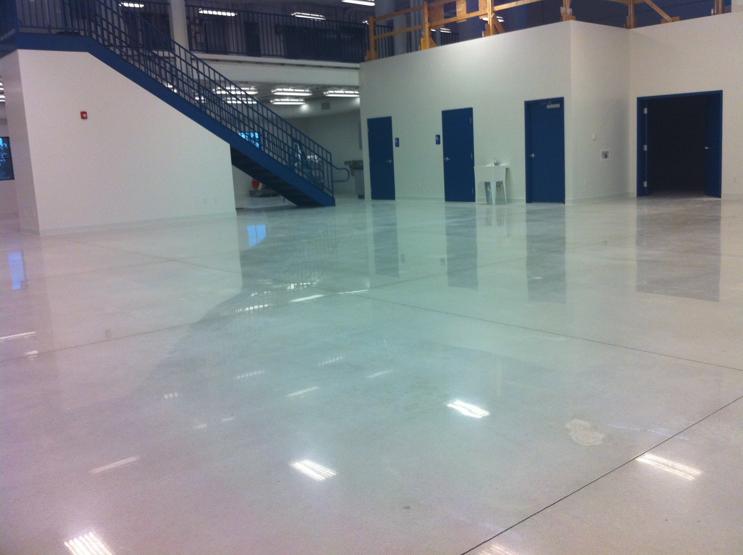 solid polishing get to of the concrete features floors access surface floor polished
