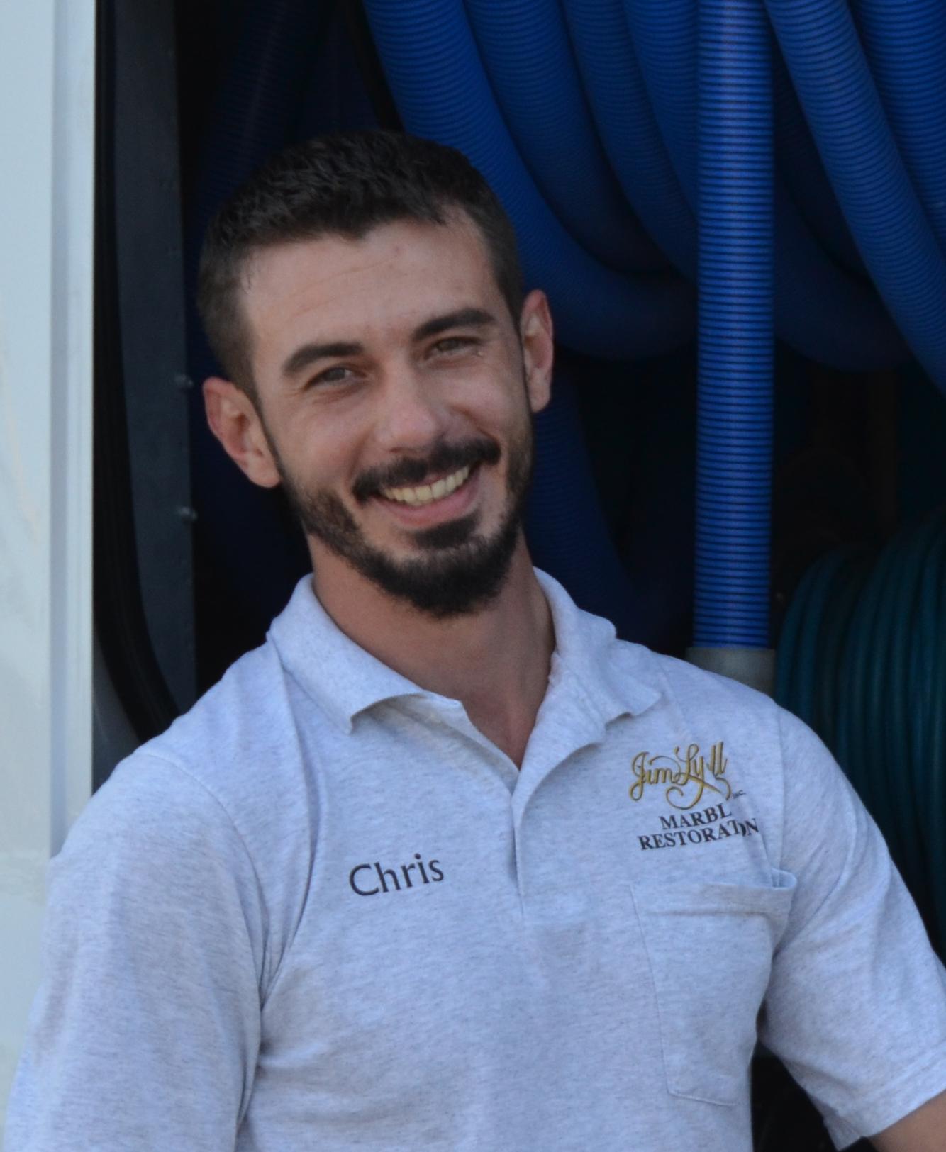 Chris D : Technician