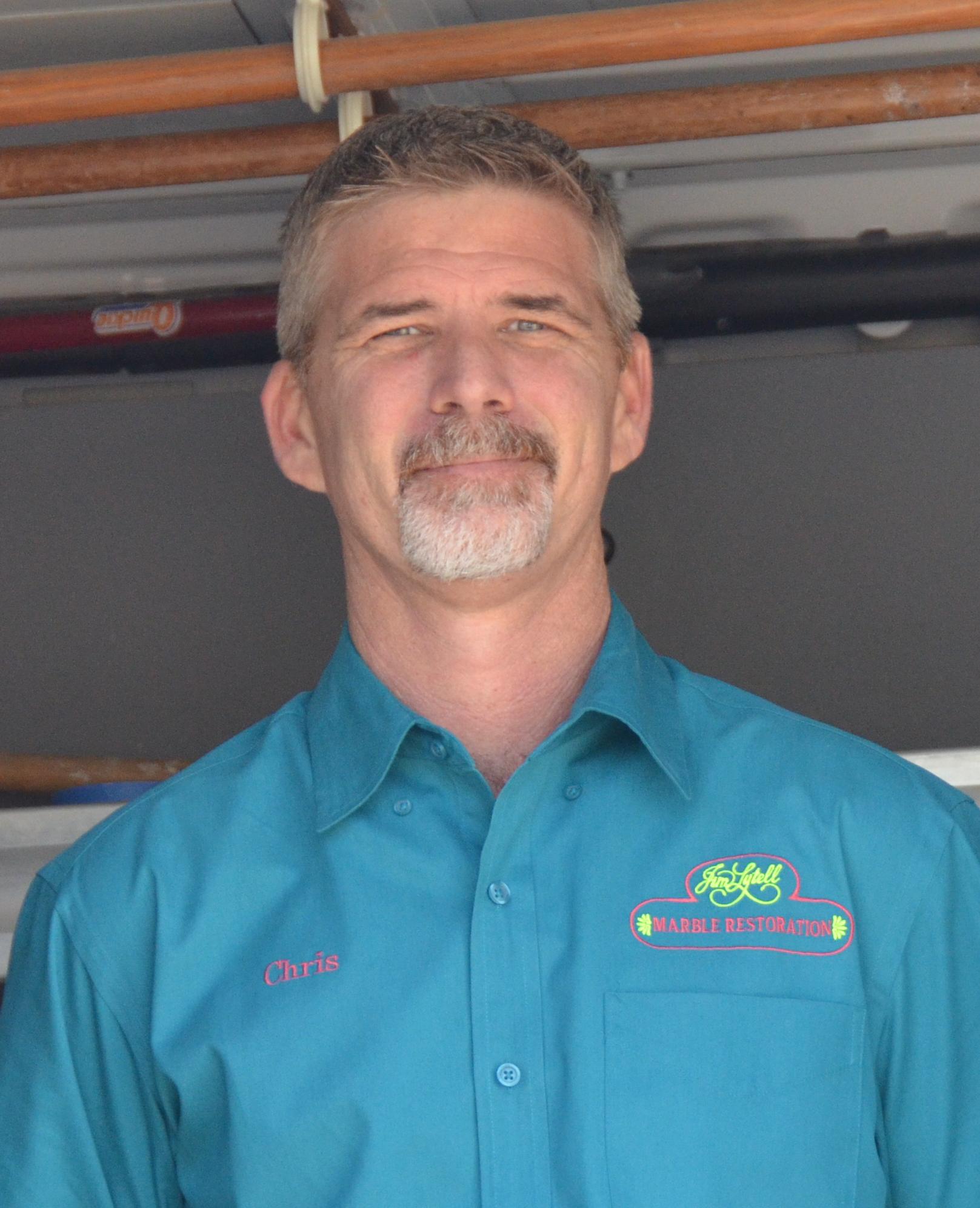 Chris G : Salesman and Senior Technician